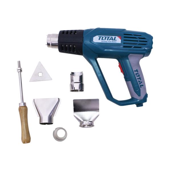 Tb1206 Heat Gun 2000w Rey Home Centre